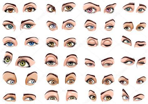 imagenes de ojos felices occhi femminili risultati differenti espressioni