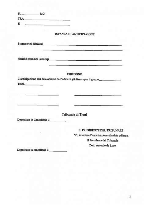 avvocato d ufficio per divorzio tribunale di trani procedimenti per separazione