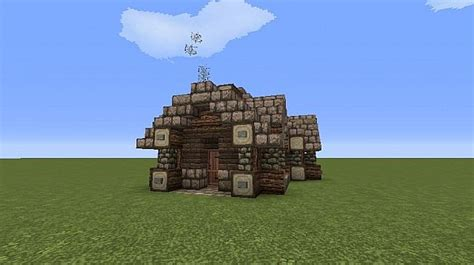 dwarf house dwarf house tutorial included minecraft project