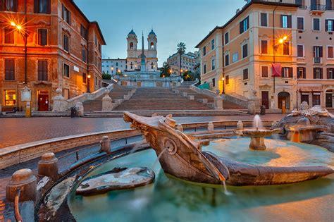 i roma rome steps apartments