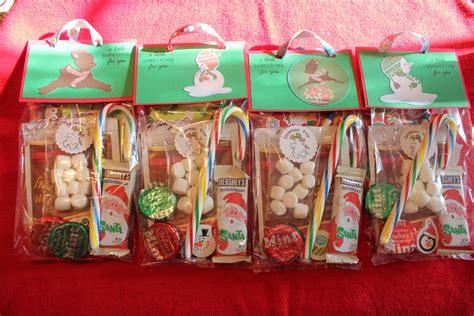 kid treat bag ideas for winter myideasbedroom