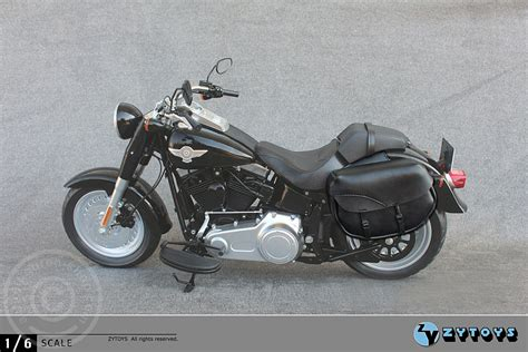 Harley Davidson Motorrad Figur by Www Actionfiguren Shop Motorcycle Fatboy In 1 6