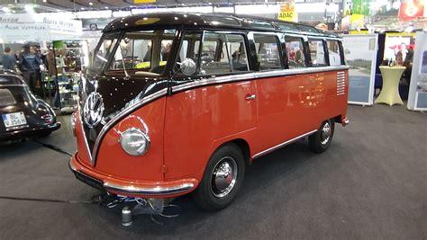 volkswagen samba 1956 volkswagen t1 samba retro classics stuttgart 2015