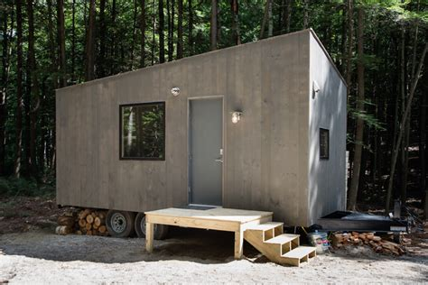 tiny house getaway tiny house town lorraine from getaway homes 160 sq ft