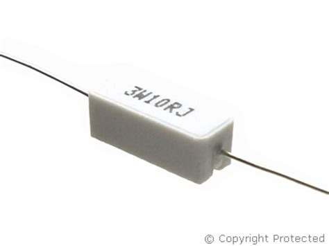 ceramic encased high power resistors power resistor