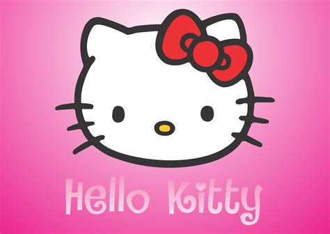 Phone Hellokitty Logo hello logo vector fictional character format cdr ai eps svg pdf png