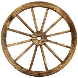 Wagon Wheel Home Decor 24 In Wood Wagon Wheel Patio D 233 Cor At Home