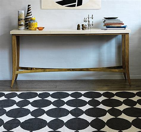 West Elm Bullseye Rug by More Modern Rug Ideas To Brighten Your Space