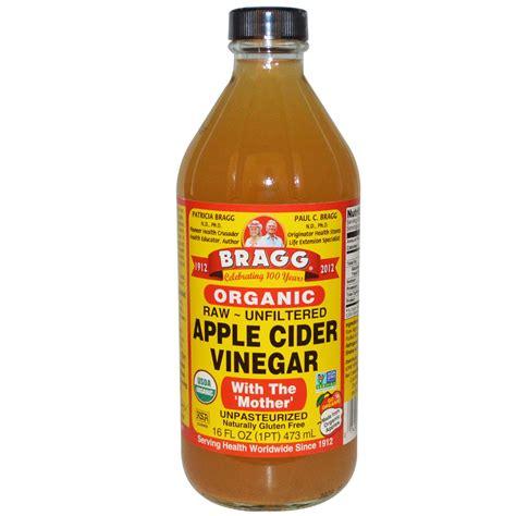 apple cider vinegar bragg organic apple cider vinegar with the mother raw
