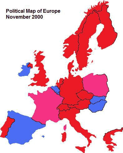 the decline of the left in europe