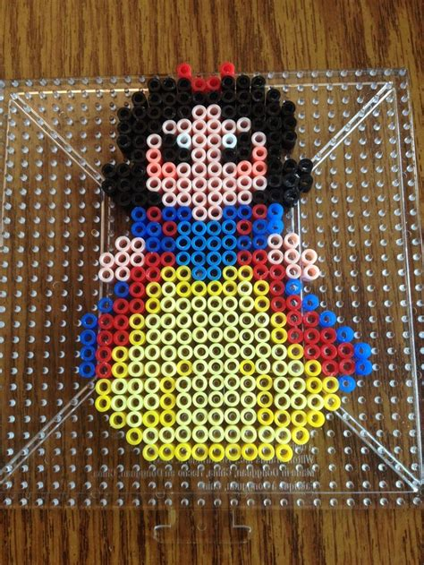 white perler 303 best images about melty on