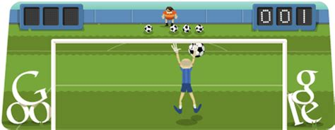 play doodle soccer 2012 makes save with soccer themed olympics