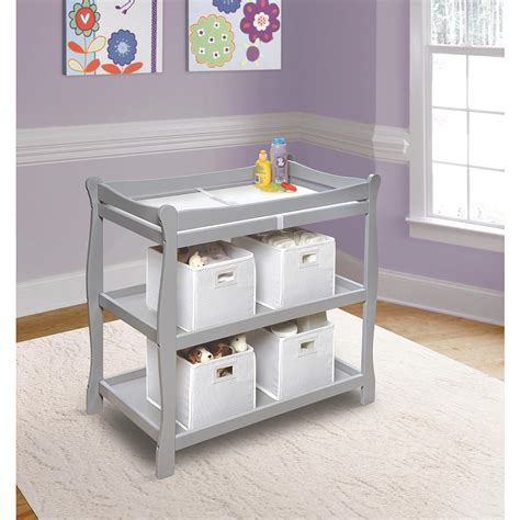 Changing Table Design Modern Changing Table With Her Designs