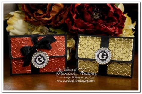 Metal Gift Card Holder - great grads crafting metal sheets pop up gift card holder add a little dazzle