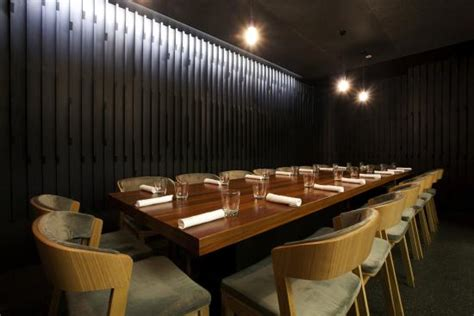 private dining room melbourne our private dining room seats up to 20 people picture of