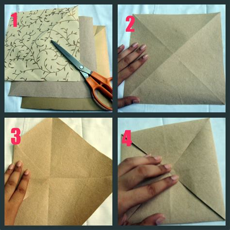 How To Make A Paper Lotus Step By Step - how to make an origami lotus box grace crafts