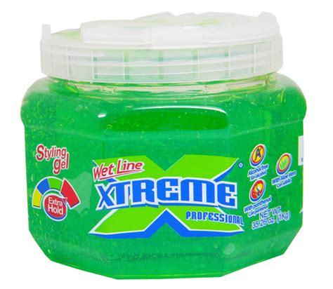 styling gel wet line xtreme xtreme professional wet line styling gel extra hold green