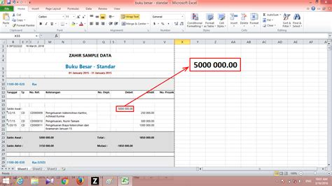 Format Excel Ke | export laporan ke excel format angka jadi terpisah pisah