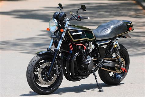 Kz Kawasaki by 1978 Kawasaki Kz Ltd 1000 Motorcycle Pictures
