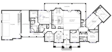 texas ranch house floor plans texas house plans
