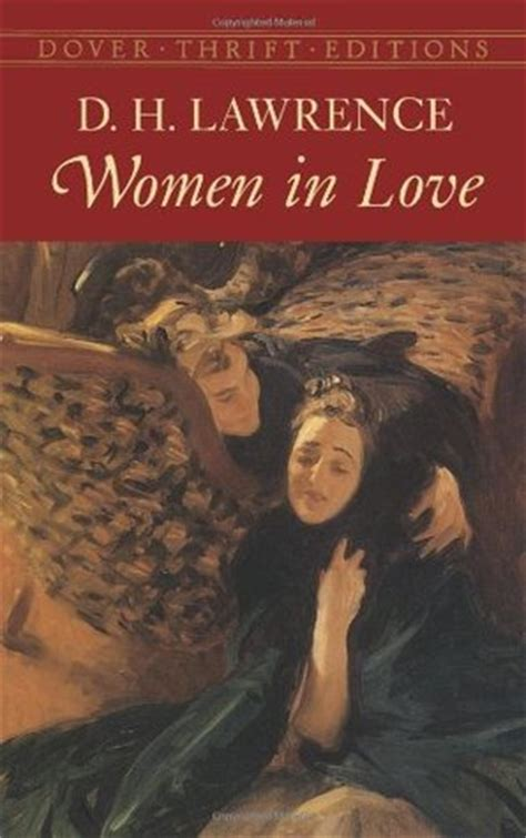 Themes In Dh Lawrence Short Stories | women in love brangwen family 2 by d h lawrence