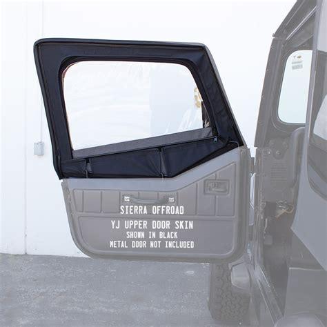 Jeep Half Door Uppers Half Door Uppers Jeep Wrangler Tj Forum