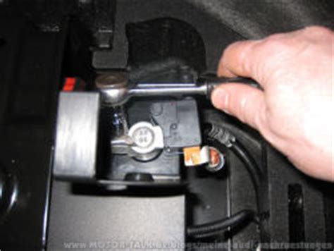 Audi A4 Avant Batterie Ausbauen by Audi A4 8k Airbagschalter Nachr 252 Sten Meine Audi