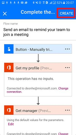 Secret Key Let Me Now Cc 30g learn how to automate and run repetitive tasks with button flows microsoft flow
