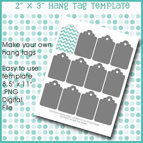 9 Best Hanging Tags Images On Pinterest Hang Tags Packaging And Printable Templates Jewelry Tag Template