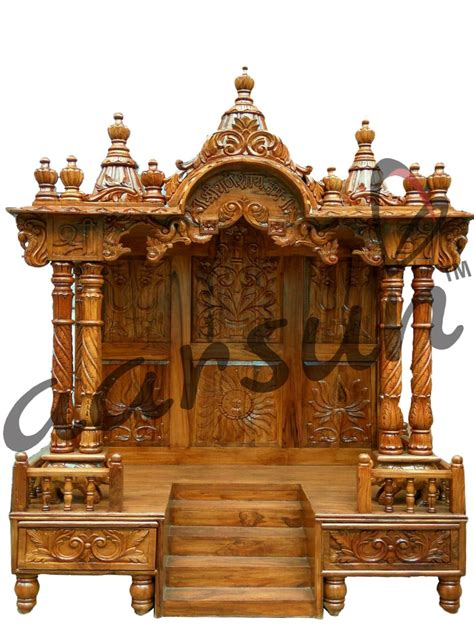 interior design for mandir in home wooden mandir design for home home design ideas