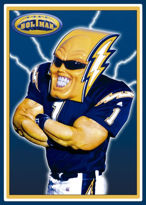 sd chargers mascot should we get a new mascot the official los angeles