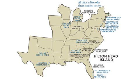 map usa hton maps of island south carolina