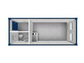 bungalow bureau containex
