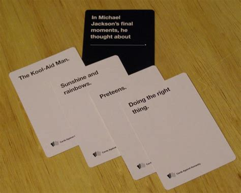 cards against humanity business card template best 25 cards against humanity exles ideas on