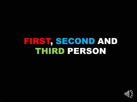 1st Ans Second Mba by Second And Third Person