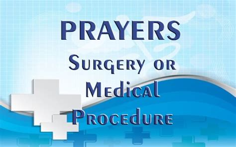 comforting words for someone in hospital 7 sle prayers before surgery or a medical procedure
