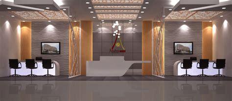 area design interior design office reception area in vaishali sector 3