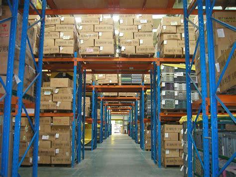 Commercial Pallet Racking by Cross Bridge Industrial Pallet Racks 3500mm Width For