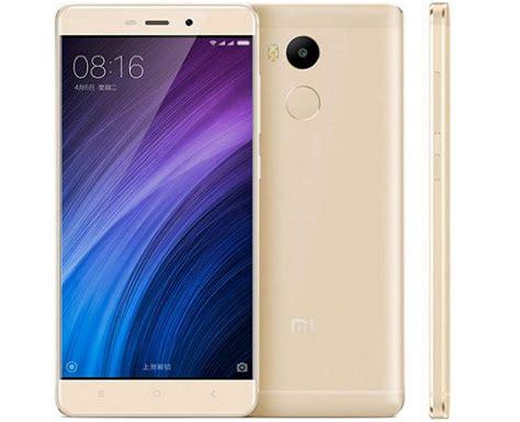 Hp Xiaomi Sejutaan harga dan spesifikasi xiaomi redmi 4 prime ponsel ram 3