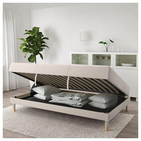 Sofa Bed Ukuran 120 flottebo sofa bed vissle beige 120 cm ikea