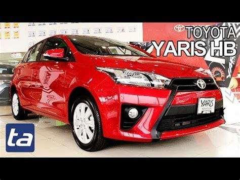 toyota yaris hatchback 2014 en perú   video en full hd