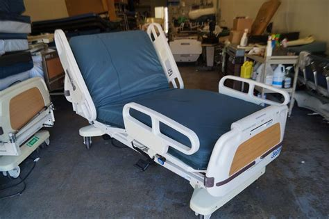 stryker medical beds hospital beds reconditioned used electric hospital beds