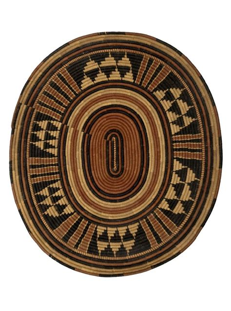 nigeria weaving africa basketry tray from the fulani people of nigeria