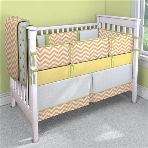Yellow Chevron Crib Bedding Yellow Chevron Cot Bedding I Pears Popular Chevron Crib Bedding With I Personally