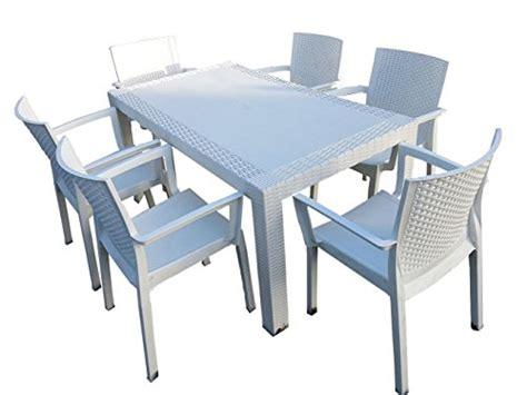 tavoli e sedie da giardino in resina set tavolo e sedie poltrone da giardino rattan resina