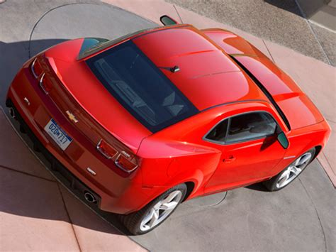 2010 chevrolet camaro ss chevy sport coupe first drive