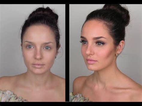 elegant makeup tutorial simple yet elegant makeup look youtube