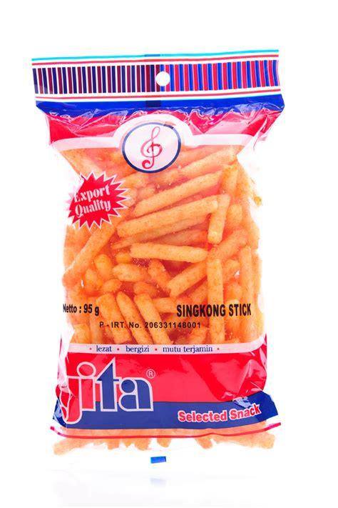Snack Stick Balado Cemilan Renyah Dan Gurih snack singkong gitasnack
