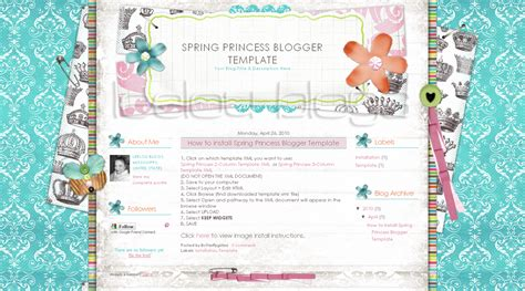 evelyn rose pastel pink responsive blogger template modern cute templates for blogger gift resume ideas
