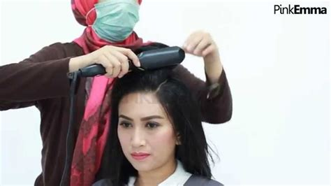 tutorial jalin rambut pendek tutorial rambut sanggul untuk rambut pendek youtube